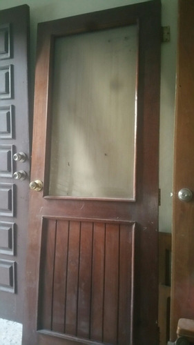 Puertas De Caoba Para Oficinas $6mil