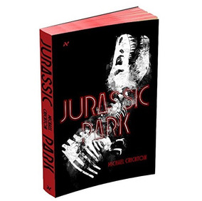 Livro Jurassic Park - Michael Crichton