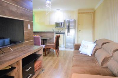 Lindo Apartamento Garden Com 3 Quartos Próximo De Tudo. - Gd0001