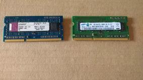 Memoria Samsung E Kingston Ddr3 1g 1333 (2 Unidades)