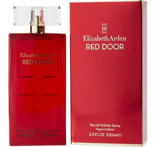 Perfume Red Door 100ml Dama (100% Original)