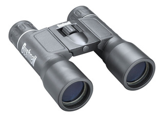 Binoculares Bushnell 10x 32mm Powerview Roof Prism Negro