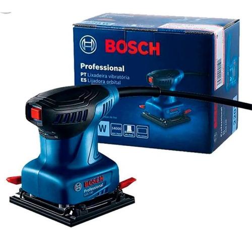 Lijadora Orbital Bosch Gss 140 220w Nuevo Modelo!