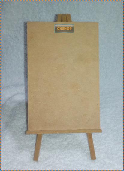 1 Mini Atril De Fibrofacil 10x15 Vertical Oferta !!!