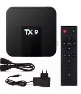 Conversor Smart Tv Tx9 - Frete Grátis -3gb/32gb