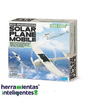 3376 Solar Plane Mobil 4 M Eco Engineering