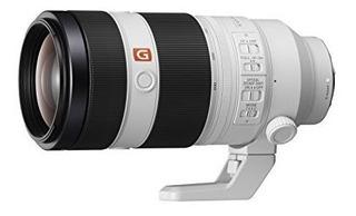 Lente Sony Telephoto Fe 100-400mm F4.5-5.6 Gm Oss
