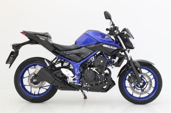 Yamaha Mt 03 Abs 2020 - Baixo Km