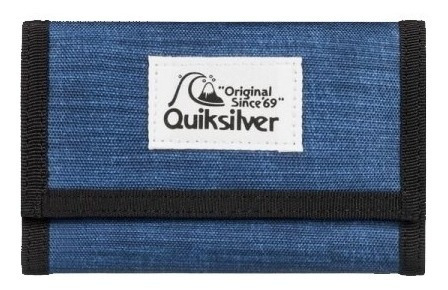 Billetera Quiksilver Velcro The Everydaily Cod 2202128020