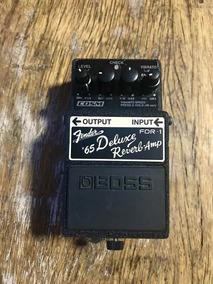 Pedal Boss Fender Deluxe 65