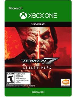 Tekken 7 Season Pass Xbox - Key Original - Region Global