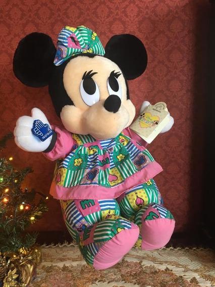 Baby Minnie De Pelúcia