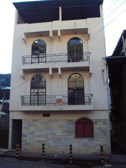 Apartamento Com 2 Quartos Para Alugar No Santana Em Manhuaçu/mg - 172