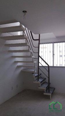Apartamento Duplex Residencial À Venda, Parque Prado, Campinas. - Ad0013