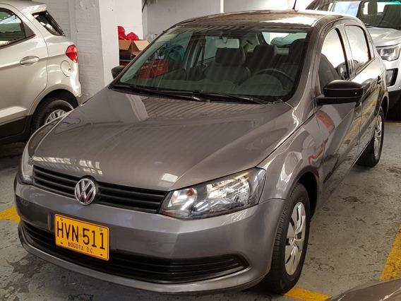 Volkswagen Gol Power 1.6 5p A.a. 2015 Hvn511