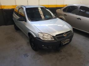 Gm - Chevrolet Celta Completo Menos Ar Novo 3500 Entrada +48