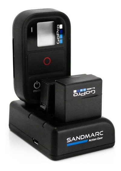 Carregador Multifuncional Procharge Sandmarc Remote Hero 3 4
