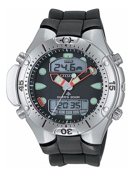 Relógio Citizen Masculino Aqualand Jp1060-01e Tz10020j