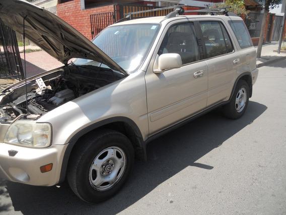 Station Wagon Honda Crv 2.0 Año 2000 4x4 Full