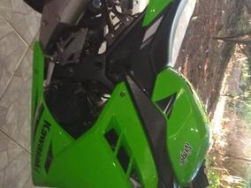 Kawasaki Ninja 300 R Edição Esportiva
