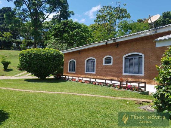 Chácara Com 4 Dorms, Jardim Estância Brasil, Atibaia - R$ 1.4 Mi, Cod: 426 - V426
