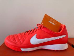 Tenis Nike Tiempo Genio Leather Tf Original