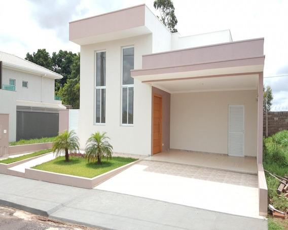 Casa Em Condominio Fechado A Venda - Alvares Machado Sp - 448 - 32470526