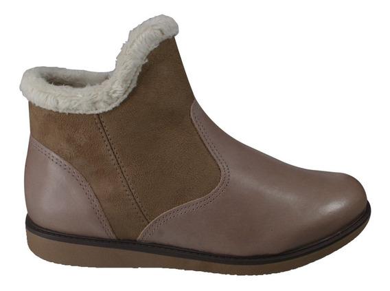 Bota Comfortflex Ankle Boot 17-70301 000001 | Katy Calçados