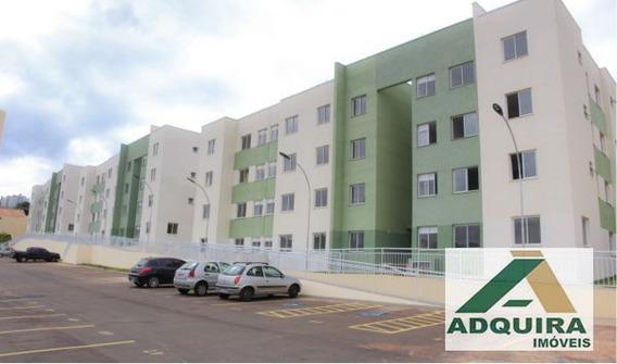 Apartamento Padrão Com 2 Quartos No Residencial Vila Estrela - 4352-l