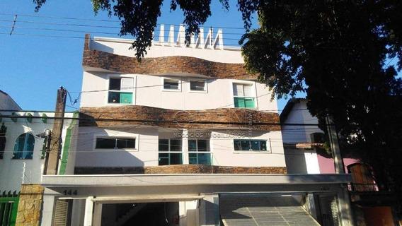 Cobertura Com 3 Dormitórios À Venda, 150 M² Por R$ 550.000,00 - Jardim - Santo André/sp - Co2222