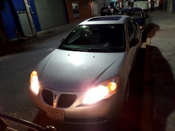 Pontiac G6 G Gt Easytronic Piel Ba 2005