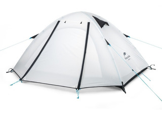 Carpa Naturehike P Series 4p Ultraligera 3estaciones Camping