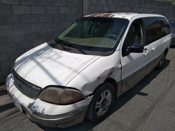 Ford Windstar 2003 Sel Piel Mt