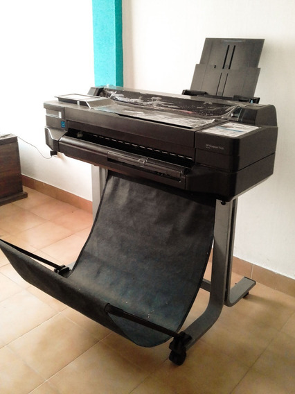 Impresora Plotter Hp T520 Sin Cabezal 24 Pulgadas