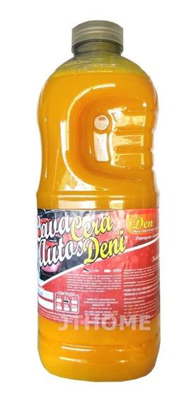 Shampoo Automotivo Lava Autos Cera Ph Neutro Deni 1/40 2 L