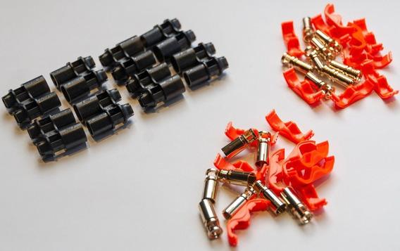Conector Rc Pro Plus Supra X 5mm Reb5810 Pro D5 P8