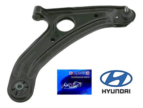 Meseta Delantera Hyundai Getz Con Muñon Nueva