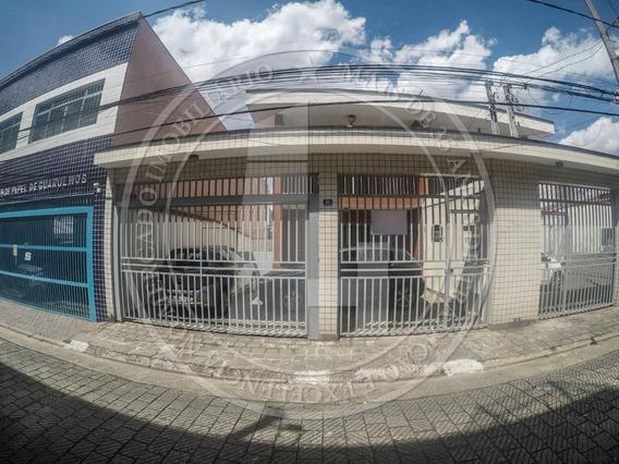 Sobrado Com 3 Dormitórios (sendo Uma Suíte) Para Alugar, 221 M² Por R$ 0/mês - Jardim São Paulo - Guarulhos/sp - So0020