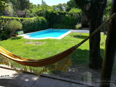 Excelente Casa Quinta -parque Leloir Ituzaingó Norte
