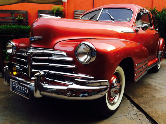 Chevrolet/gm Fleetline 1948