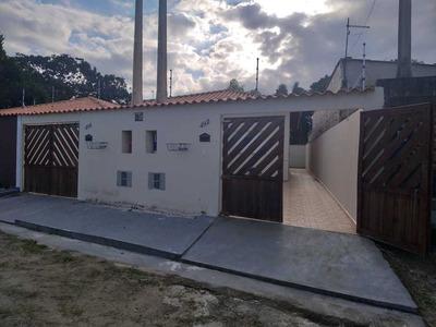 Casa Ótima A Venda Em Itanhaém.