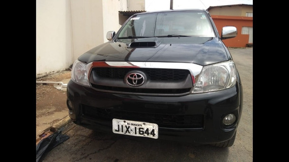Toyota Hilux 3.0 Srv Cab. Dupla 4x4 Aut. 4p 2011