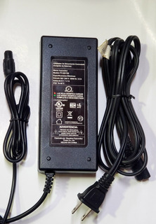 Cargador Para Patineta Eléctrica Hoverboard 42v 1.7a