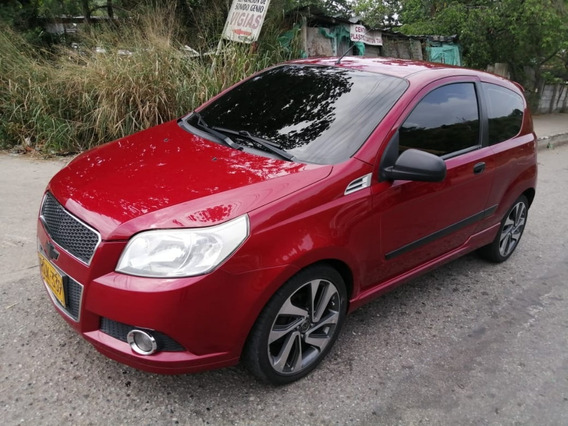 Chevrolet Aveo Emotion Gt Emotion 2012