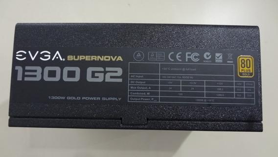 Fonte Evga Supernova 1300w G2