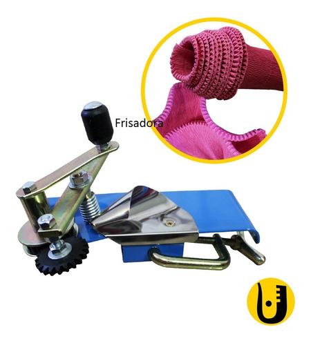 Máquina N°2 Para Frisar Papel Crepom Frisadora Artesanato