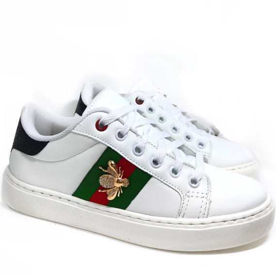 Tenis Seven - Gucci Inspired