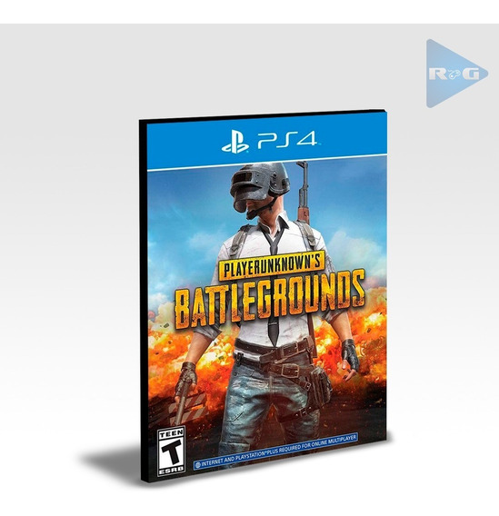 Playerunknowns Battlegrounds Ps4 Digital Envio Agora