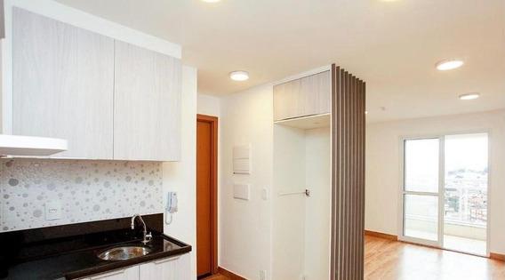 Studio Com 1 Dormitório Para Alugar, 37 M² - Jardim Maia - Guarulhos/sp - St0025