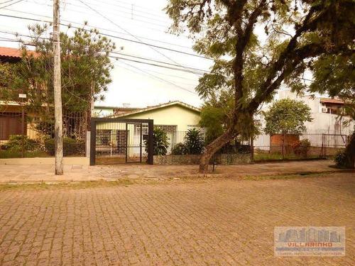 Casa Com 3 Dormitórios À Venda, 219 M² Por R$ 549.000,00 - Nonoai - Porto Alegre/rs - Ca0365